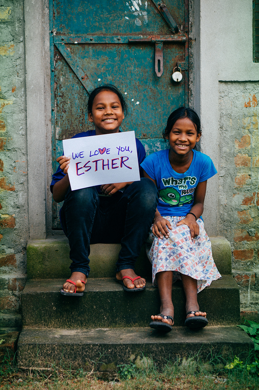 Orphans for Esther